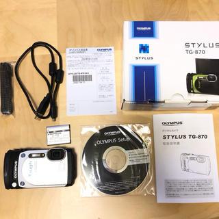 OLYMPUS - OLYMPUS STYLUS TG-870