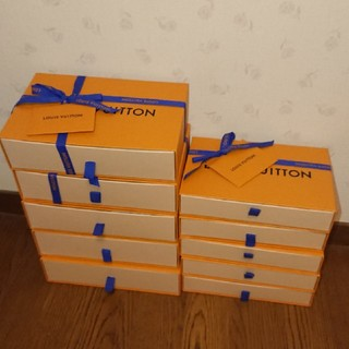 LOUIS VUITTON - Louis Vuitton☆空箱10個セット