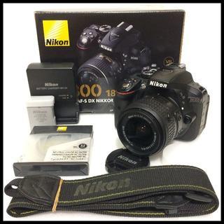 Nikon - Wi-Fi搭載 NIKON D5300 標準レンズキット