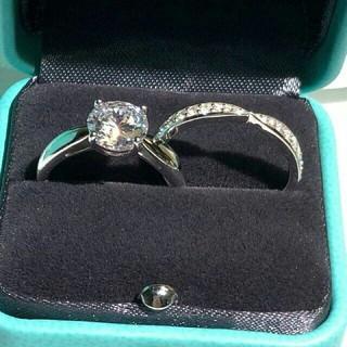 Tiffany & Co. - 人気のTiffany & Co 指輪 ●サイズ 12