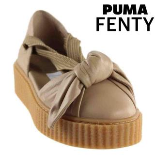 プーマ(PUMA)のプーマ フェンティ フェンティ リボンレースアップ サンダル りぼん スニーカー(サンダル)