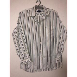 BURBERRY - BURBERRY LONDON ストライプシャツ