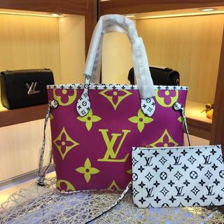 LOUIS VUITTON -  【極美品】ルイヴィトントートバッグ 斜めがけOK