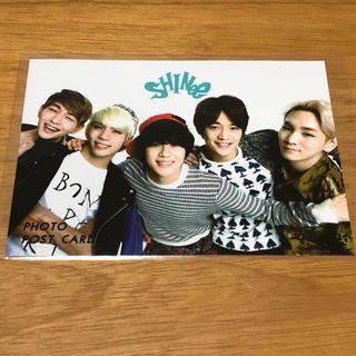 シャイニー(SHINee)のSHINee ポストカード(K-POP/アジア)