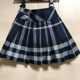 BURBERRY - バーバリーチルドレンのスカート