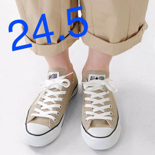 CONVERSE - CONVERSE  CANVAS ALL STAR COLORS OX 24.5