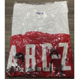 エービーシーズィー(A.B.C.-Z)のABC-Z ツアーTシャツ新品未開封(アイドルグッズ)