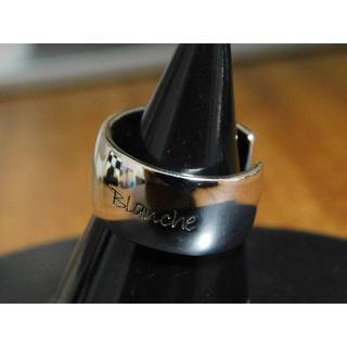 新品 Bizarre ビザール シルバー リング 14号(リング(指輪))