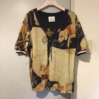 Vivienne Westwood - MAN リボンギャザーシャツジャケット