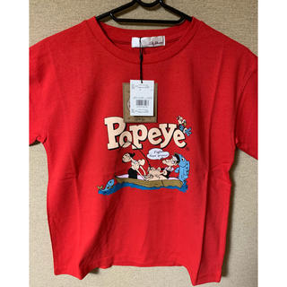 Lily Brown - Lily Brown(リリーブラウン) POPEYETシャツ