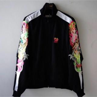 Balenciaga - doublet 19ss カオス刺繍トラックジャケット【国内正規品 タグ付き】