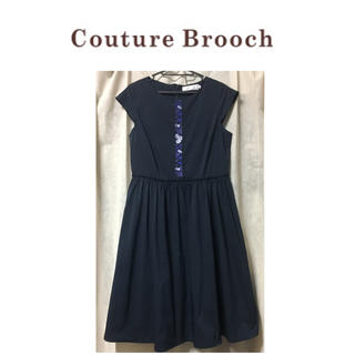 Couture Brooch - クチュールブローチ ワンピース