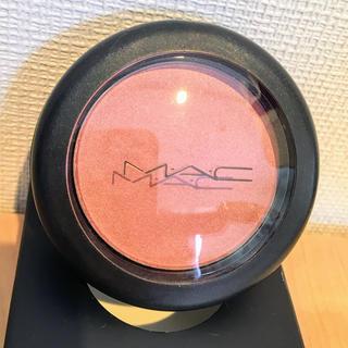MAC - M•A•C シアトーンブラッシュ ピーチツイスト