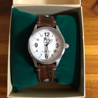 IL BISONTE - 【新品】 IL BISONTE 腕時計
