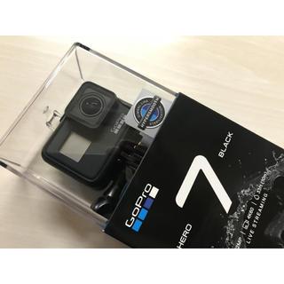 新品送料無料 GoPro HERO7 black