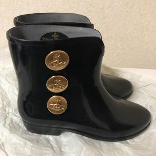 ヴィヴィアンウエストウッド(Vivienne Westwood)のviviennewestwood メリッサ レイン シューズ ブーツ(レインブーツ/長靴)