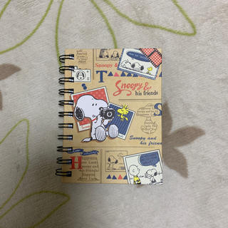 スヌーピー(SNOOPY)のスヌーピー ♡ ノート(ノート/メモ帳/ふせん)