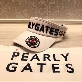 PEARLY GATES - パーリーゲイツ  サンバイザー