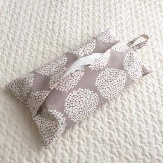 マリメッコ(marimekko)のティッシュボックスカバー *handmade*(雑貨)