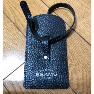 ビームス(BEAMS)のBEAMS  パスケース(名刺入れ/定期入れ)