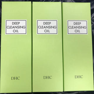 DHC - DHC ディープ クレンジングオイル 200mL ×3本