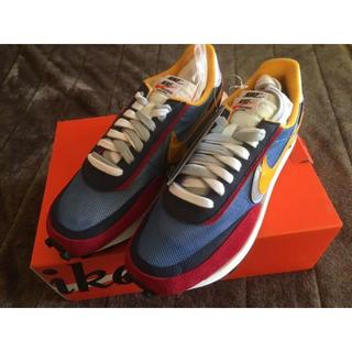 Nike LVD Waffle Sacai Blue Multi ナイキ サカイ