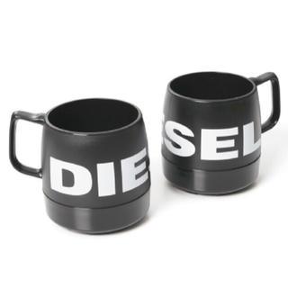 ディーゼル(DIESEL)のDIESEL   マグカップ(グラス/カップ)