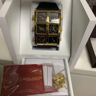 アヴァランチ(AVALANCHE)のAvalanche アヴァランチ ICE LINK アイスリンク 時計(腕時計(アナログ))
