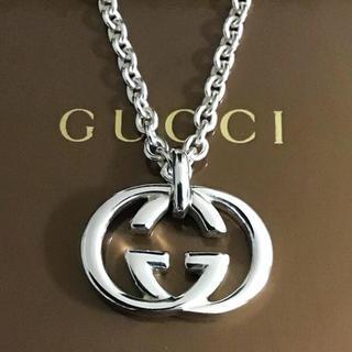 Gucci - 本日価格☆正規品☆GUCCI インターロッキングG ネックレス