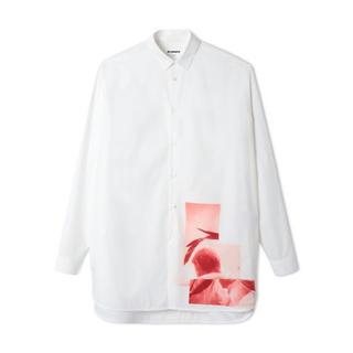 Jil Sander - 19ss JIL SANDER オーバーサイズシャツ 新品 ¥127,440
