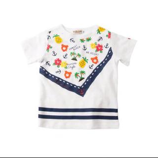 mikihouse - 100ミキハウスホットビスケッツ  Tシャツ