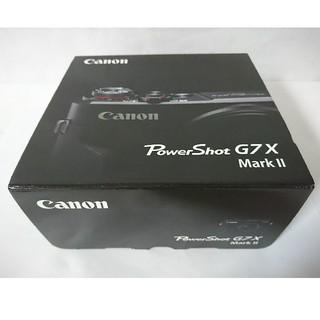 Canon - 新品未使用 Canon キャノン PowerShot G7 X Mark 2