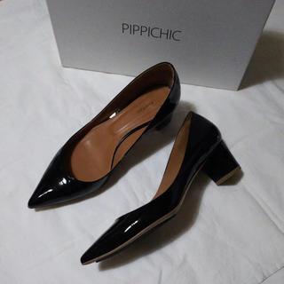 ピッピ(Pippi)の【コロちゃん5656様専用】pippichic  ピッピシック パテントパンプス(ハイヒール/パンプス)