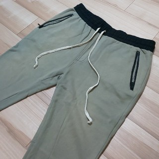 FEAR OF GOD - ≪正規≫ FOG ESSENTIALS Drawstring Pants L