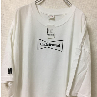 UNDEFEATED - wasted youth × undefeated   Tシャツ 新品未使用