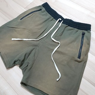 FEAR OF GOD - ≪正規≫ FOG ESSENTIALS Drawstring Shorts L