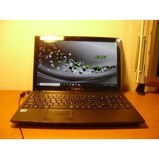 Acer - acer Aspire 5742 ノートパソコン Windows 10