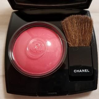 CHANEL - 限定色残量9割程度シャネルチーク360