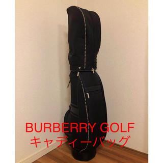 バーバリー(BURBERRY)のBURBERRY GOLF  バーバリーゴルフ  キャディバッグ(バッグ)