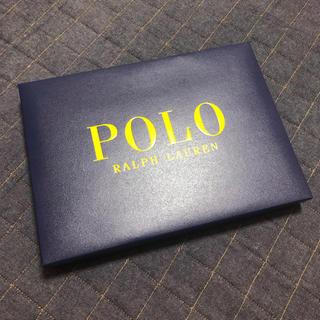 ポロラルフローレン(POLO RALPH LAUREN)のポロ プレゼントBox(ラッピング/包装)