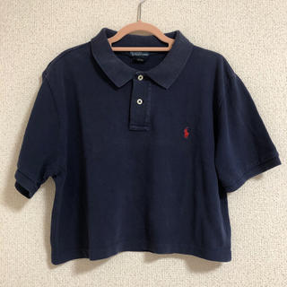 ポロラルフローレン(POLO RALPH LAUREN)のリメイク ポロシャツ(ポロシャツ)