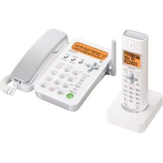 SHARP - SHARP デジタルコードレス電話機 子機1台付き ホワイトJD-N51CL-W
