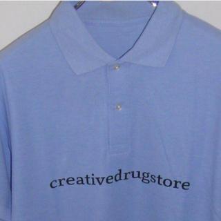 creative drug store ポロシャツ