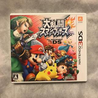 ニンテンドー3DS - 大乱闘スマッシュブラザーズ for 3DS
