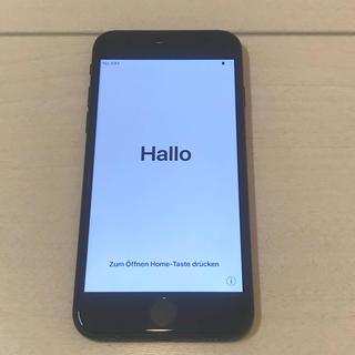 iPhone - iPhone7 256GB 本体 docomo ブラック