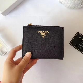 PRADA - プラダ折財布レディース