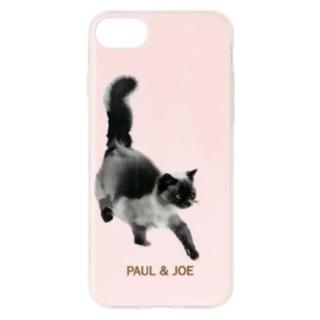 PAUL & JOE - ポール&ジョー ねこ柄  iPhone8.7.6s.6 背面ケース