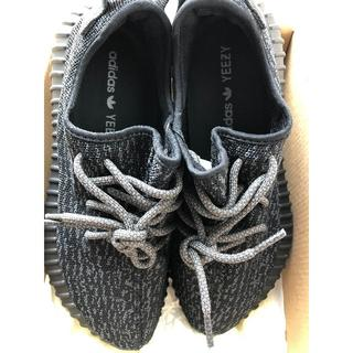 アディダス(adidas)のadidas yeezy boost 350 bb5350 Black(スニーカー)