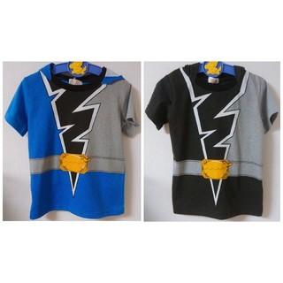 バンダイ(BANDAI)の[送料込] 騎士竜戦隊リュウソウジャー なりきりTシャツ 120 未使用(Tシャツ/カットソー)