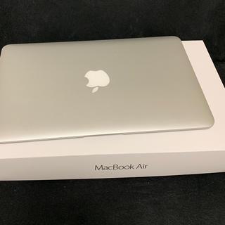 Apple - MacBook Air 11インチ2015 ケース&マウス付き